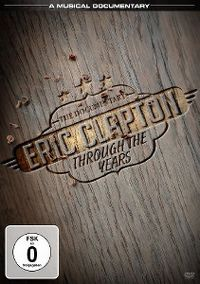 Cover Eric Clapton - Trough The Years [DVD]